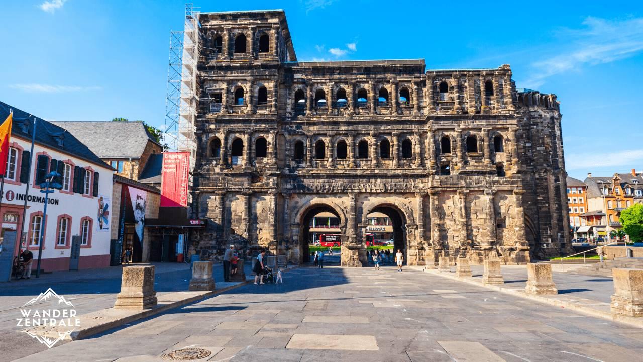 Jakobsweg von Köln nach Trier