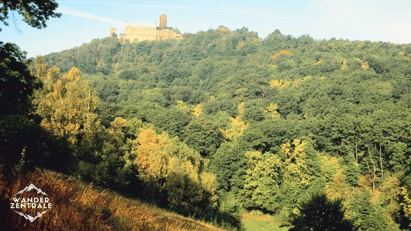 Jakobsweg Eisenach