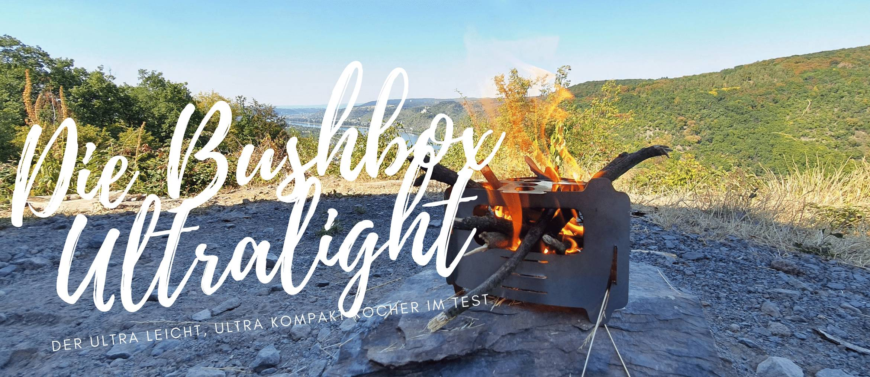 Bushbox Ultralight Test