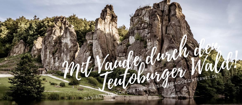 Vaude Teutorburger wald